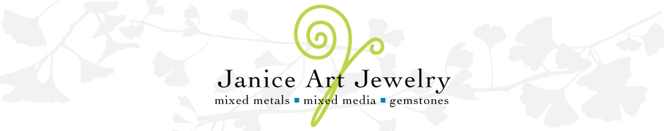 Janice Art Jewelry Banner