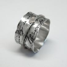 Juliet Spinner Ring