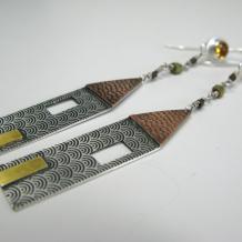 Row House Earrings